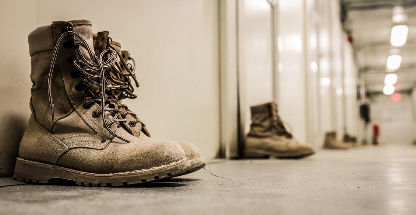 sleeping boots